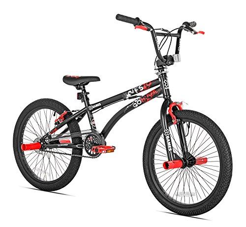 Boys 20 Inch Bike >> X Games Fs 20 Boys Bike 20 Inch Wheels Black Red Let S Buy Toys